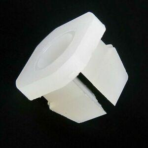 25pcs For GM Nylon Trim Screw Nuts- Bezel Trim Grille Chrome 3893980