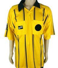 Official Sports US Soccer Federation Referee Program Uniform Size XXL Yellow