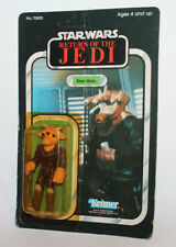 Kenner Star Wars ROTJ Ree-Yees Carded Japan Tsukuda Return of the Jedi Sealed #2
