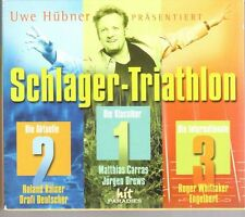 (GK278) Schlager-Triathlon 3 Die Internationale - 2002 3 CDs