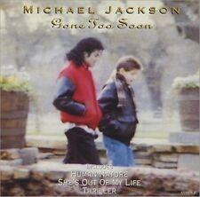 Michael Jackson Gone too soon (1993) [Maxi-CD]