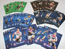 ~*LOT OF 109 HANDSIGNED*~2013 TRADERS CARDS..NO DOUBLES inc 4 FOIL'S~*~ + COA