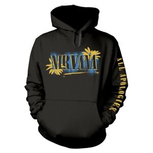 Nirvana 'All Apologies' Pullover Hoodie - NEW