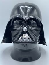 1998 DARTH VADER HELMET - LUCAS FILMS - TWO PIECE - Free Shipping.