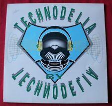 Technodella by Technodella, technodelia, Maxi Vinyl