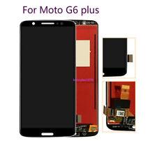 Pour Motorola Moto G6 Plus XT1926 Affichage LCD Écran Tactile Numériseur Noir