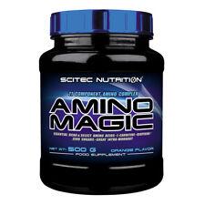 SCITEC Amino Magic, 500g - arancia