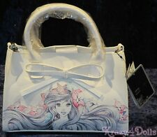 Disney The Little Mermaid Ariel Crossbody Handbag/ Pocketbook NEW With Tags!