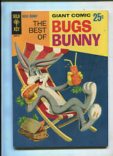 Gold Key The Best Of Bugs Bunny #1 (6.0) File Copy!