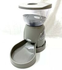 New listing Petmate Portion Right Programmable Feeder Food Control Auto Dog Cat 18Cups 5Lbs
