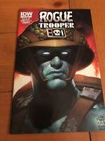 Rogue Trooper #1 (2014) IDW