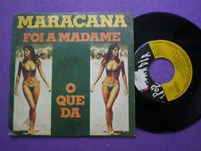 MARACANA O que Da SPAIN CFE 1976 Bossa Pop Groove SEXY NUDE COVER