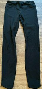 NIKE driFIT Power EPIC Lux Tights Black Athletic Running Pants womens XS AA3262