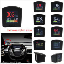 Car OBD Scan Auto Smart Trip Computer Fault Code Scan Tool Multi-Function Gauge