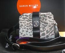 Karen Millen Suede Outer Handbags with Inner Pockets for Women