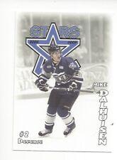 2008-09 Lincoln Stars (USHL) Mike Dalhuisen (EC Bad Nauheim)