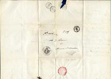 ITALIA - LOMBARDO VENETO - 1860 - Lettera da S. Angelo ad Almenno S.Salvatore