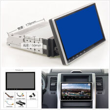 1080P Octa-Core Rotatable Car Stereo Radio GPS Player Wifi 3G 4G Mirror Link OBD