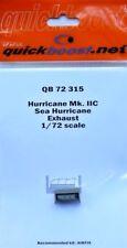 Quickboost 1/72 Hawker Hurricane Mk. IIC Mar huracán de Escape #