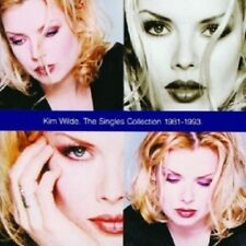 KIM WILDE - THE SINGLES COLLECTION 1981-1993  CD  17 TRACKS POP BEST OF  NEW!
