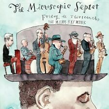 Microscopic Septet - Friday the 13th: The Micros Play Monk [New CD]