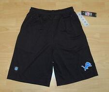 Detroit Lions Magna NFL Training Camp Team Shorts Size Youth Medium - Sewn Logo