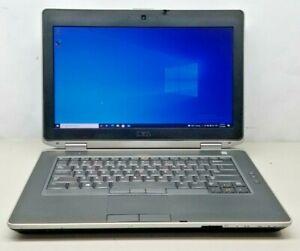 Dell Latitude E6430 Laptop Intel i5-3340M 8GB 128GB SSD Win 10 Pro