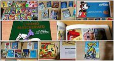STOCK Lotto 37 fumetti vintage TOPOLINO,PAPERINO, MANDRAKE, GORDON, WALT DISNEY