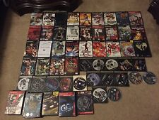 Playstation 2 (PS2) Gumbo Mixed Lot of 63 Games!!!  Plus bonus 4 Wii games!!!