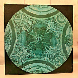 Springbok Magnificent Malachite 500 Piece Puzzle Vintage 1977