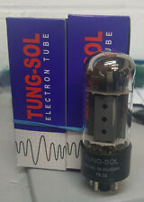 (4)  Factory Platinum Matched Tung-Sol Tungsol 7591A 7591 Tubes - For Fisher Mac