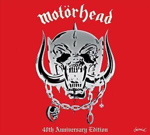 Motörhead 40th Anniversary Edition (CDWIKD 338)