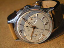Vintage Early POLJOT STRELA Pilot/Army Chronograph Cal.3017 Extra Cond. 1960'