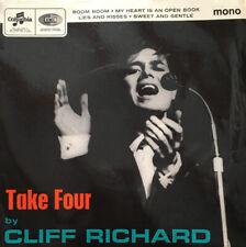 "Cliff Richard - Take Four - 4 Track 7"" E.P"