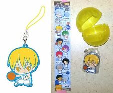 Kuroko's Basketball Capsule Rubber Mascot EX Ryota Kise Bandai Licensed New