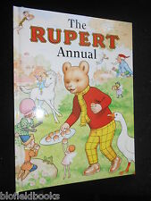 Rupert Annual 1998; Illustrated Children's Book - Rupert The Bear/Express (1997)