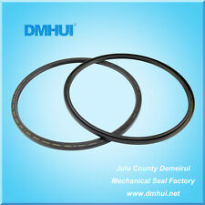 Hydraulic pump oil seal TCV type NBR rubber 150*164*5 / 150x164x5 sealing seals