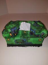 John Deere   handmade Kleenex box couch cover