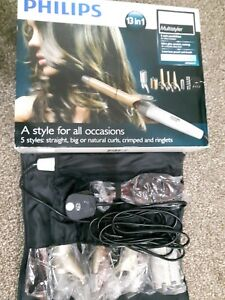 Philips Multistyler - 5 Style; stright, big or natural curls, crimped and...
