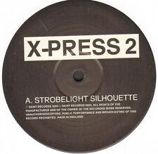 X-PRESS 2 - Lampe stroboscopique Silhouette / Bi-curieux Magic