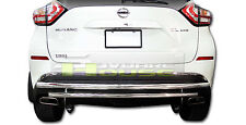 WynnTech Rear Double Layer Bumper Protector Guard [Fits: Nissan Murano 2015-17]
