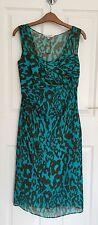 L.K. Bennett Silk Animal Print Dresses for Women