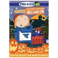 Peg & Cat: A Totally Awesome Halloween [New DVD]