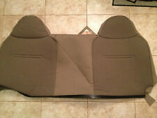 05-07 Ford F-250-550 Factory Original FRONT Seat Back Cover (Pebble Cloth)