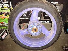 96-03 Kawasaki ZX7R Rear Wheel and Tire  #1288
