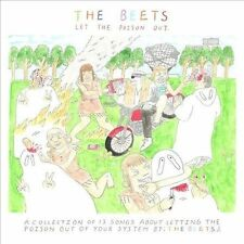 BEETS - LET THE POISON OUT NEW VINYL RECORD