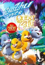 ZhuZhu Pets: Quest for Zhu (DVD, 2011)
