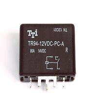 10pc Automotive Car Power Relay TTi TR94-12VDC-PC-A RoHS 80A @14V SPST Coil= 12V