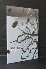 THE SAVED & GUNPOWDER Joe Hill UK SIGNED LTD MATCHING NUMBER 1st ED's