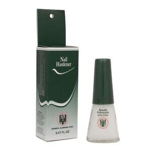 Quimica Alemana. Nail Hardener/Esmalte Endurecedor para Unas .47 OZ
